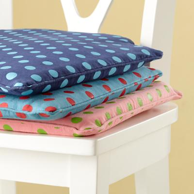 Chelsea Play Chair Cushions (Dots)